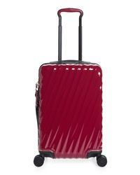 Tumi 22 Inch 19 Degrees Aluminum International Expandable Spinner Carry On
