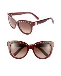 Burgundy Sunglasses