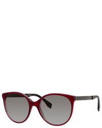 Fendi Butterfly Acetate Sunglasses