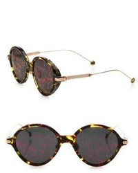 Christian Dior Dior Umbrage 52mm Oval Sunglasses