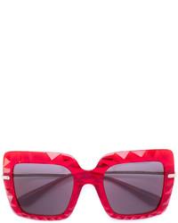 Dolce Gabbana Eyewear Classic Square Sunglasses
