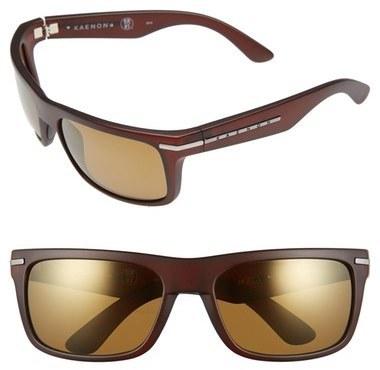 fbf6eda744 ... Kaenon Knon Burnet 58mm Polarized Sunglasses