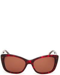 Ted Baker London Oversized Cat Eye Sunglasses