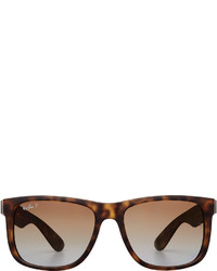Ray-Ban Rb4165 Justin Square Sunglasses