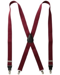 Status Tallplussize Suspenders 114 Inch Poly Elastic 54 Inch Drop Clip