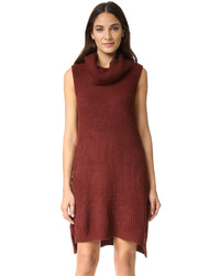 Brandy turtleneck sweater dress medium 723714
