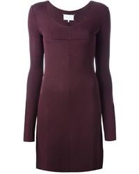 Maison Margiela Fitted Sweater Dress