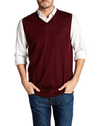 Broletto Merino Wool Sweater Vest