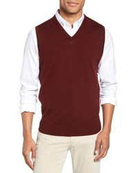 Nordstrom Men's Shop Merino Wool Sweater Vest