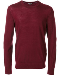 Michael Kors Michl Kors Collection Slim Fit Knitted Jumper