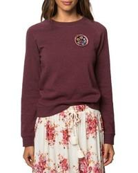 O'Neill Camp Patch Sweatshirt