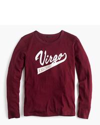 J.Crew Horoscope T Shirt In Virgo