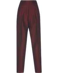 High waisted straight trousers medium 6698129