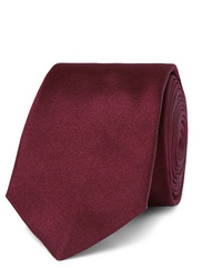 Paul Smith 6cm Silk Twill Tie