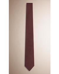 Burberry Classic Cut Silk Tie