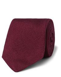 Kingsman drakes 8cm silk grenadine tie medium 703149