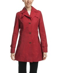 Cole Haan Water Resistant Trench Jacket