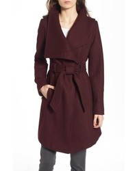 Wrap trench coat medium 5170416