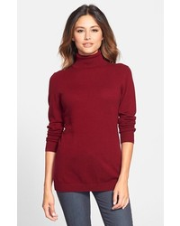 Burgundy turtleneck original 2561775