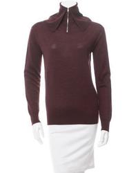 Alexander Wang Wool Silk Blend Top