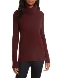 Veronica Beard Asa Cashmere Turtleneck