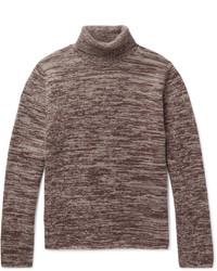 Athos mlange cashmere rollneck sweater medium 4352965