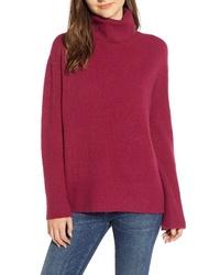 Hinge Bell Sleeve Sweater