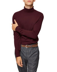Selected Homme Berg Roll Neck Sweater