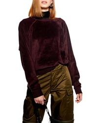 Topshop Furry Sweater