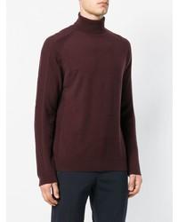 Falke High Neck Knit Sweater