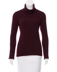 Jil Sander Cashmere Turtleneck Sweater