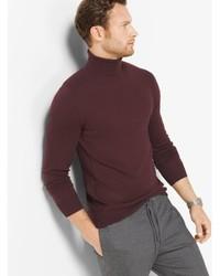 Michl kors merino wool turtleneck medium 842211
