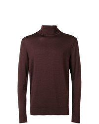 Sunspel Roll Neck Jumper