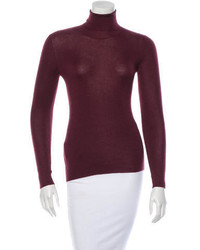 Prada Turtleneck Cashmere Sweater