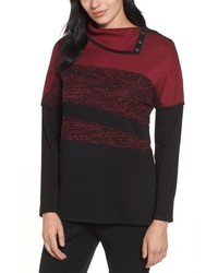 Ming Wang Turtleneck Sweater