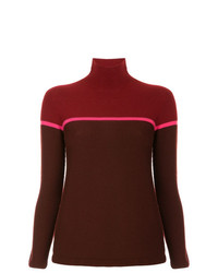 Molli Two Tone Turtle Neck Jumper