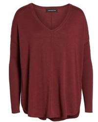 Trouve Everyday V Neck Sweater
