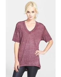 Leith Oversized V Neck Tee