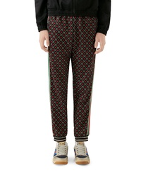 Gucci G Print Technical Jersey Jogger Pants