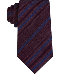 Marc Anthony Autumn Striped Tie