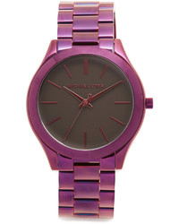 Michael Kors Michl Kors Slim Runway Watch