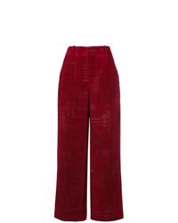 Uma Wang Wide Leg Trousers