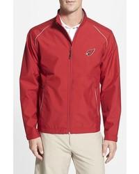 Arizona cardinals beacon weathertec wind water resistant jacket medium 209108