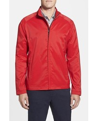Blakely weathertec wind water resistant full zip jacket medium 209107