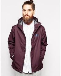 more photos 61b09 4c3f6 Napapijri Rainforest Winter 1 Jacket In Burgundy Out of stock · Helly  Hansen Rain Jacket With Hood