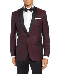 Ted Baker London Fit Wool Mohair Dinner Jacket