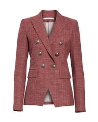 Veronica Beard Miller Wool Blend Dickey Jacket
