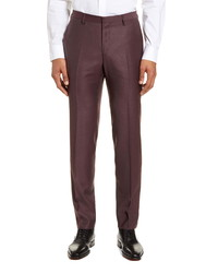 Tiger of Sweden Todd Solid Wool Dress Pants