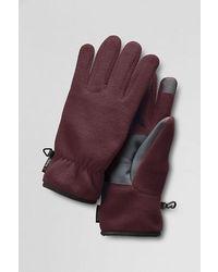 Lands' End Polartec Aircore 200 Gloves