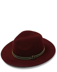 Do Everything In Love Panama Wool Hat